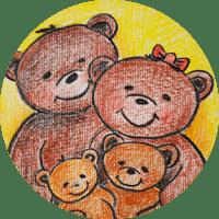 Medvedek razume